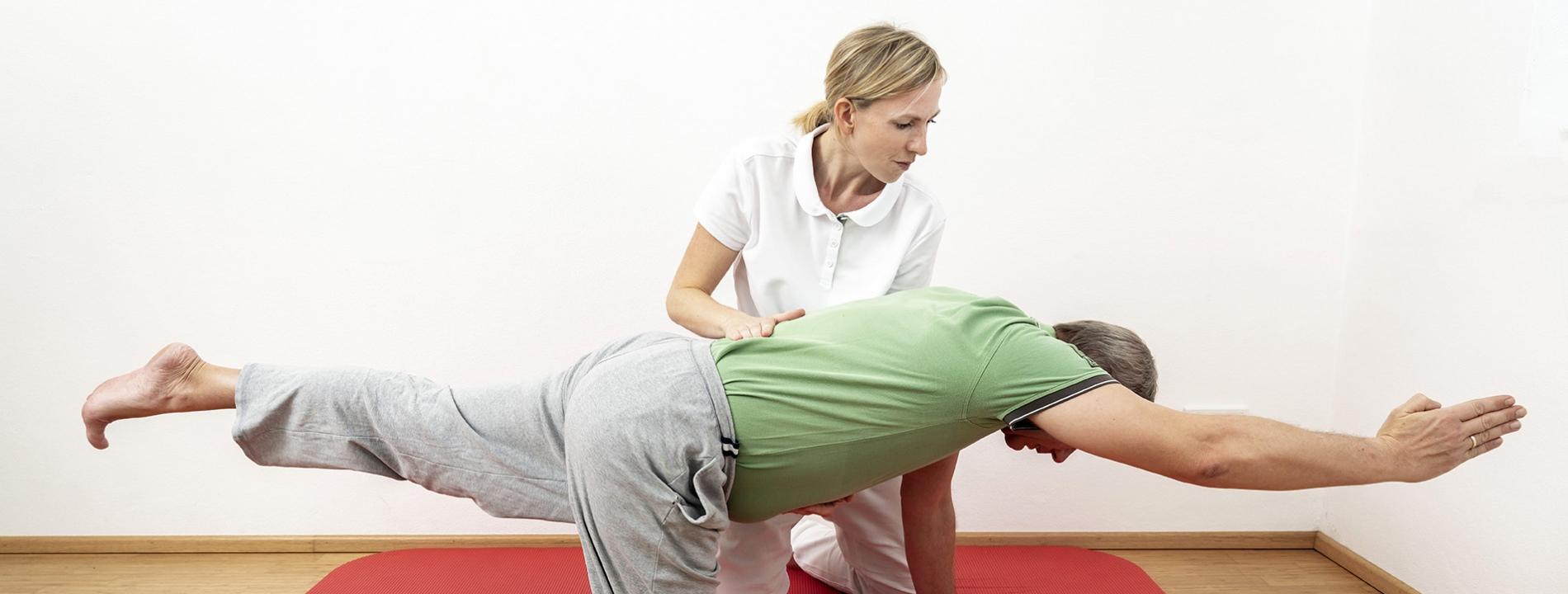 Physiotherapie 1050 Wien  - Stefanie Huber